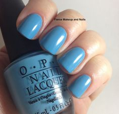 Fierce Makeup and Nails: My Picks- OPI Euro Centrale Collection