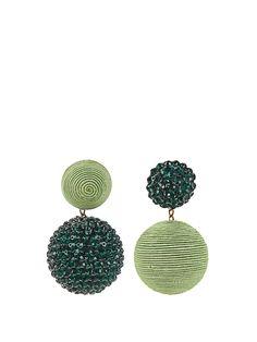 Les Bonbons Daphne earrings   Rebecca de Ravenel   MATCHESFASHION.COM UK