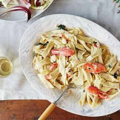 Garganelli with Lobster and Caramelized Fennel Purée Recipe on Food52 recipe on Food52