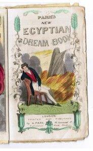 Early Victorian dream interpretation by an 'eminent astrologer' c.1840.