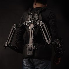 ARM-T01: Armor-Man Ultimate Gimbal Support (Tilta)