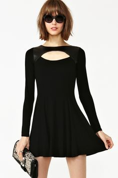 Open Season Skater Dress