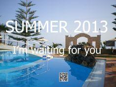 Enjoy your holidays in the sun , and visit Crete Chania and Maleme . Mike Hotel and Apartments a family run accommodation . Crete Chania, Skiathos, Corfu, Mykonos, Santorini, Crete Island Greece, Sun Holidays, Apartments, Outdoor Decor