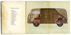 Awesome VW bus stuff