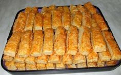 Sýrové pizza tyčinky