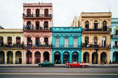 La Habana Vieja, Limited Print