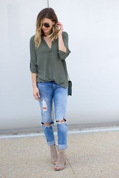 Spring Favorites: How to Wear Open-Toe Booties Open Toe Booties, Black Peep Toe Boots, Black Booties, Summer Boots Outfit, Booties Outfit, Spring Outfits, Grey Boots Outfit, Outfit Winter, Summer Shoes