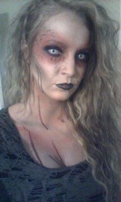 Haloween zombie