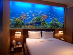 Now that's a headboard