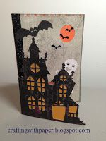 Crafting With Paper   Nevermore Blog Hop #ctmhNevermore
