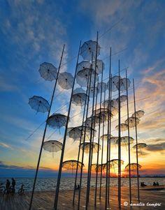 Zongolopoulos umbrellas by Amalia Lampri on 500px