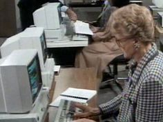 Starring the Computer - Murder, She Wrote - Season 8, Episode 5 ...