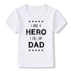 Super Dad T-Shrts