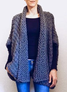 Knit 1 LA: the Day Coat
