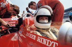 Jochen Rindt - Lotus 72 1970 – his posthumous world champion year