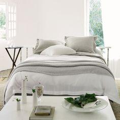 belgian washed bed linens