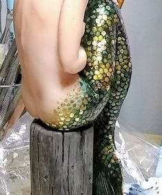 épinglé par ❃❀CM❁✿⊱Mermaid Fantasy Art Dolls by Amanda Haney Real Mermaids, Mermaids And Mermen, Mermaids Exist, Siren Mermaid, Mermaid Art, Water Nymphs, Mermaid Tails, Merfolk, Fantasy Creatures