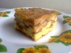 ¡TORTA-CAKE-QUEQUE RÁPIDA de MANZANAS!¡SIN BATIDORA!-Compartiendo Recetas - YouTube