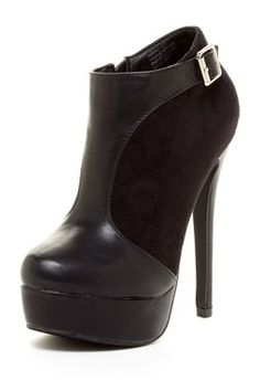 Combo Bootie. Want these bad!