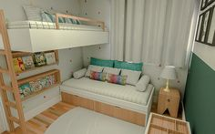 """Acquire terrific pointers on """"bunk bed designs diy"""". They are actually on call for you on our site. Cool Kids Bedrooms, Cool Rooms, Girls Bedroom, Bedroom Decor, Kids Room Design, Interior Design Living Room, Bunk Bed Designs, Kids Bunk Beds, Dream Rooms"""