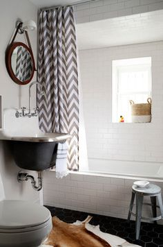 Logan Circle Residence - transitional - Bathroom - Dc Metro - BGDB Interior Design