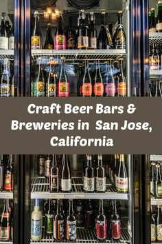 Best bars and breweries in Downtown San Jose. #craftbeer #siliconvalley http://www.everintransit.com/where-to-drink-in-san-jose/