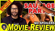 Sausage Party | Movie Review | No Spoilers!