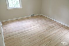 Floor Refinishing Refinishing My Upstairs Hardwood Floors And Choosing A Stain Color