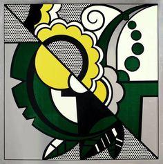 """Roy Lichtenstein 1923 – New York – 1997  """"STILL LIFE"""""""
