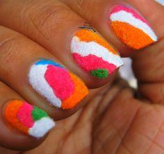 Furry nails!