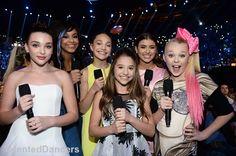 #FrazierNia Nickelodeon Kids' Choice Awards [03.12.16]