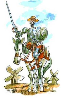 character sketch of don quixote