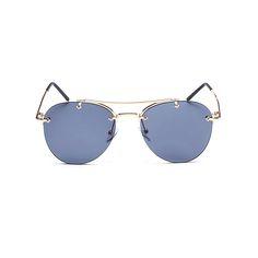 - Privé Revaux The Dutchess Aviator Sunglasses, $30