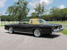 ✿1977 Chrysler Cordoba✿ Chrysler Turbine, Chrysler Cars, Retro Cars, Vintage Cars, Vintage Auto, Desoto Cars, Chrysler Cordoba, Chrysler New Yorker, Chrysler Imperial