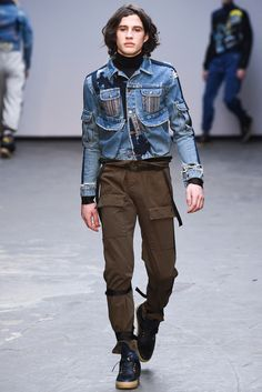 James Long Fall 2015 Menswear Fashion Show