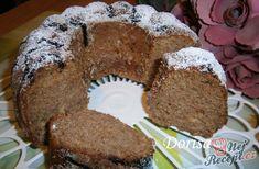 Velmi jednoduchá bábovka, chutná, vláčná. Bunt Cakes, Cooking Recipes, Healthy Recipes, Sweet Cakes, Cheesecake, Muffin, Food And Drink, Dessert Recipes, Yummy Food