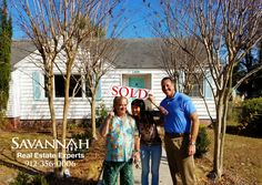 Congratulations to the always fun Christian & Mayumi on the purchase of another Savannah investment property, this time in Savannah's Historic Gordonston neighborhood! Investors from across the globe consider Savannah real estate to be a great investment. Are you missing out? Check out all of the deals available today at www.SavannahRealEstateExperts.com or call us today at 912-356-0006!