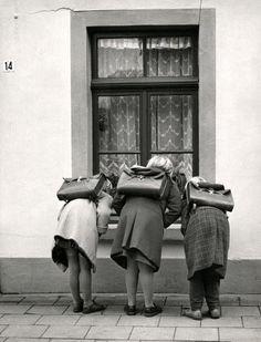 Somewhere in Elten, The Netherlands, 1959