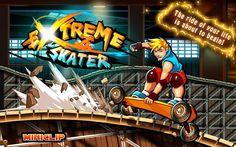 Juego Extreme Skater - para Android