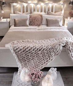 1518 Likes 12 Comments Room Interior (Renata Elegance Cute Bedroom Ideas, Cute Room Decor, Teen Room Decor, Home Decor Bedroom, Design Bedroom, Bed Design, Pinterest Room Decor, Dream Rooms, Bedroom Colors