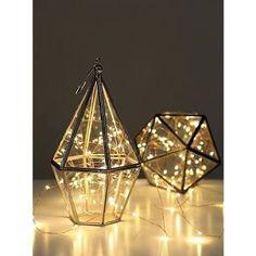 glass fairy lights - Google Search