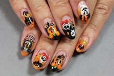 Welcome to my Disney Nail Art page! I hope you can get some great ideas for your own nails. If you have any ideas, be sure to let me know!