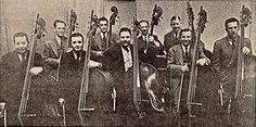 The Philadelphia Orchestra Bass Section 1940