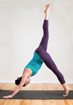 If your backside could use a little tightening, try this yoga sequence made up of tush-targeting yoga poses.