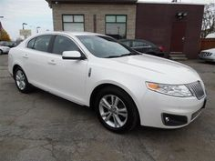2010 Lincoln MKS, 221,027 miles, $7,995.