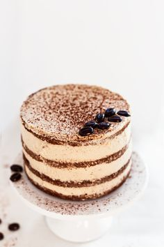 Tiramisu Cake Tried recipes Pinterest Tiramisu cake