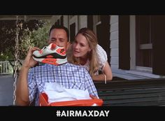 Forrest Gump x Nike Air Max #AIRMAXDAY - An Icon for Every Icon
