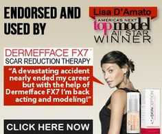America's Next Top Model Winner Endorses Dermefface FX7   Read More: http://bitly.com/1F9GFgQ