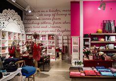 Redcurrent store by Studio Gascoigne, Wellington store design
