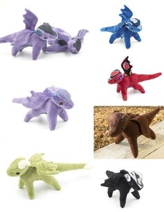 Take off your purchase of 3 or more patterns (excluding free patterns) with the discount code PatternBundleCute and snuggly, this PDF pattern will help you make a tiny stuffed dragon plush to fit in the palm of your hand.Included: An instant PDF downlo Homemade Stuffed Animals, Sewing Stuffed Animals, Stuffed Animal Patterns, Plushie Patterns, Animal Sewing Patterns, Pattern Sewing, Pdf Patterns, Tiny Dragon, Pet Dragon